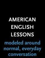 American English lessons Krakow